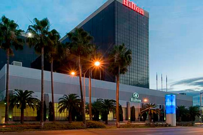 Hilton Los Angeles Airport 1